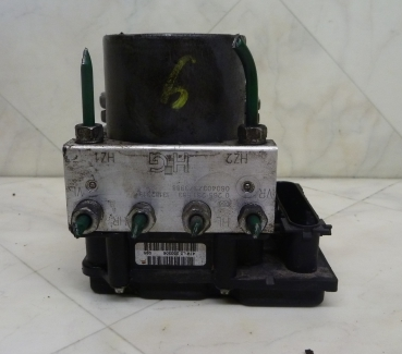 ABS Hydraulik Block 0265231583 13182319-Opel Corsa C 1.2 Twinsport